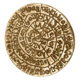Δίσκος Φαιστού Από Ορείχαλκο, δίσκος Φαιστού, μουσειακά αντίγραφα, αναμνηστικά δώρα, επιχειρηματικά δώρα, ελληνικά δώρα, βραβεία, βραβείο, δώρα επιβράβευσης, προσωποποιημένα δώρα, ελληνικά δώρα, δώρα για καλεσμένους από εξωτερικό, δώρα ευχαριστίας, αρχαία ελλάδα,