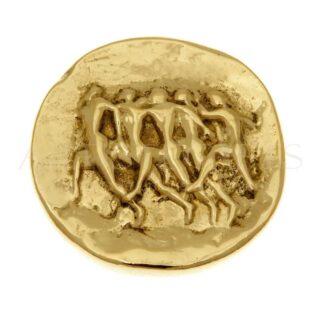 Μεγάλο Ορειχάλκινο Νόμισμα Δρομείς, δώρα για δρομείς, δρομέα, αναμνηστικά δώρα, δώρα για προπονητή, μουσειακά αντίγραφα, ελληνικά δώρα, επιχειρηματικά δώρα, δώρα για γυμναστηριο, δώρα για personal trainer, αρχαία ελλάδα, νους υγιής εν σώματι υγιή