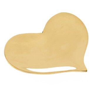 Μικρή Πιατέλα Σε Σχήμα Καρδιάς Από Ορείχαλκο, καρδιά, καρδιές, δώρα με καρδιά, δώρα για καρδιολόγο, δώρα για καρδιολόγους, δώρα για γάμο, δώρα για νιόπαντρα ζευγάρια, δώρα για αρραβώνα, ιδέες για πρωτότυπα δώρα για ζευγάρια, δώρα για επέτειο, δώρα για παντρεμένα ζευγάρια, δώρα για ερωτευμένους, δώρα για φιλικά ζευγάρια, δώρο για τον αγαπημένο μου, προσωποποιημένα δώρα για ζευγάρια,