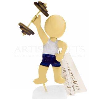 Αθλητής, Γυμναστής, δώρα για γυμναστές, δώρα για προπονητή, προπονητές, δώρα για αρσιβαρίστα, δώρα για body builder, body building, δώρα για εγκαίνια γυμναστηρίου, δώρα για αθλούμενους, αστεία δώρα, προσωποποιημένα δώρα, μινιατούρες, επάγγελμα