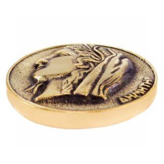Νόμισμα του 1930, Θεά Δήμητρα