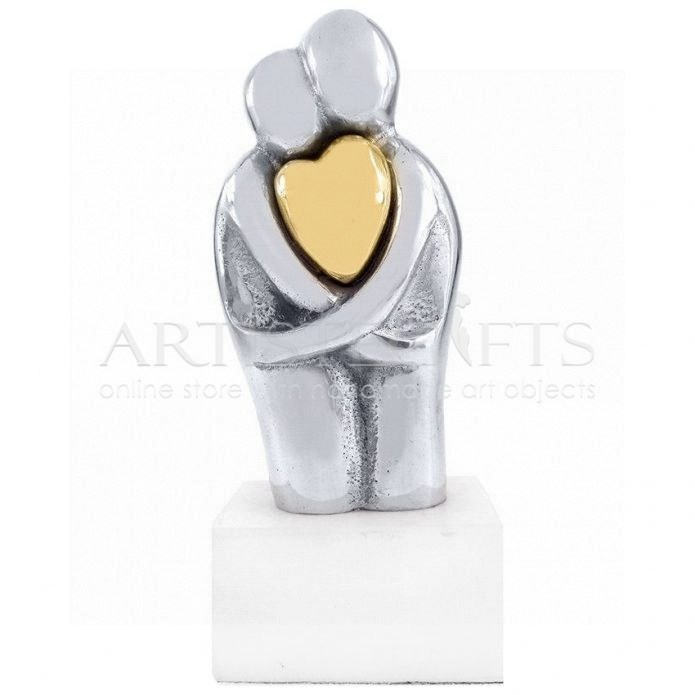 Γλυπτό Δυο Σώματα Μια Καρδιά, δώρα για γάμο, δώρα γάμου, γαμήλια δώρα, δώρα για νιόπαντρα ζευγάρια, δώρα για αρραβώνα, ιδέες για πρωτότυπα δώρα για ζευγάρια, δώρα για επέτειο, δώρα για παντρεμένα ζευγάρια, δώρα για ερωτευμένους, δώρα για φιλικά ζευγάρια, δώρο για τον αγαπημένο μου, προσωποποιημένα δώρα για ζευγάρια,