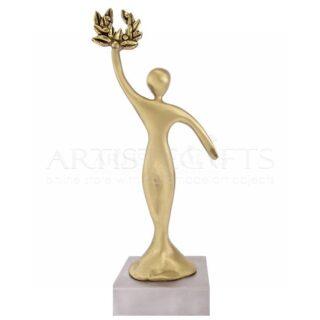 Γλυπτό Βραβείο Νικητής Σε Βάση Από Αλουμίνιο, βραβεία, βραβείο, επιχειρηματικά δώρα, δώρα αποφοίτησης, δώρα για πτυχιούχο, πτυχιούχους, δώρα ορκωμοσίας, βραβεία για αθλητές, νικητής, δώρα για νικητές, χειροποίητα γλυπτά, δώρα για εγκαίνια, δώρα για γραφείο, δώρα για νέο σπίτι, δώρα για συνάδελφο, δώρα επιβράβευσης, δώρα συνταξιοδότησης, επιχειρηματικά βραβεία, μετάλλια, πλακέτες