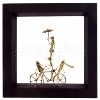 κάδρο, κάδρα, μοντέρνα κάδρα, ακροβάτες, ποδήλατο, ποδηλάτες, δώρα για νέο σπίτι, προσωποποιημένα δώρα,