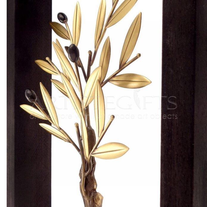 Κάδρο Με Δέντρο Ελιάς