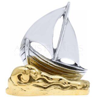 Καρτελοθήκη Καράβι Με Πανιά Κύματα, καρτελοθήκη, καρτοθήκη, είδη γραφείου, ναυτικά δώρα, δώρα για το γραφείο, δώρα για εγκαίνια, προσωποποιημένα δώρα, επιχειρηματικά δώρα, εταιρικά δώρα, οργάνωση γραφείου, ποσειδώνια, απόφοιτος από τμήμα ναυτιλίας, δώρα για καπετάνιος, δώρα για πλοίαρχος, δωρα με καράβια, καράβι