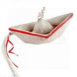 γούρια, γούρι, καράβι, δώρα με ευχές, κεραμικό καράβι, κεραμικά, κεραμικά διακοσμητικά, ναυτικά δώρα, επιχειρηματικά δώρα, δώρα για ναυτιλιακή, Κεραμικό Καράβι Μεγάλο Με Ευχές