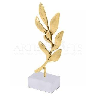 Ορειχάλκινο Κλαδί Ελιάς Γυρτο Σε Βάση Από Αλουμίνιο, ελιά, κλαδί ελιάς, επιχειρηματικά δώρα, βραβεία, βραβείο, δώρα για βράβευση, δώρα με ελιά, αναμνηστικά δώρα, δώρα για καλεσμένους, πρωτότυπα δώρα με ελιά, χειροποίητα δώρα με ελιά, ελιές, δέντρο ελιάς, δώρα ευχαριστίας, δώρα για εγκαίνια, δέντρο ελιάς, olive tree, 1