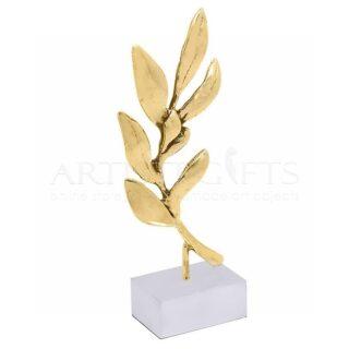 Ορειχάλκινο Κλαδί Ελιάς Γυρτο Σε Βάση Από Αλουμίνιο, ελιά, κλαδί ελιάς, επιχειρηματικά δώρα, βραβεία, βραβείο, δώρα για βράβευση, δώρα με ελιά, αναμνηστικά δώρα, δώρα για καλεσμένους, πρωτότυπα δώρα με ελιά, χειροποίητα δώρα με ελιά, ελιές, δέντρο ελιάς, δώρα ευχαριστίας, δώρα για εγκαίνια, δέντρο ελιάς, olive tree,
