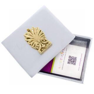 Κουτί Με Διακοσμητικό Ακροκέραμο, ακροκέραμο, δώρα για πολιτικό μηχανικό, αναμνηστικά δώρα, μουσειακά αντίγραφα, κουτί, μεταλλικά κουτιά, δώρα για το γραφείο, δώρα για συνεργάτες, ελληνικά δώρα, προσωποποιημένα δώρα