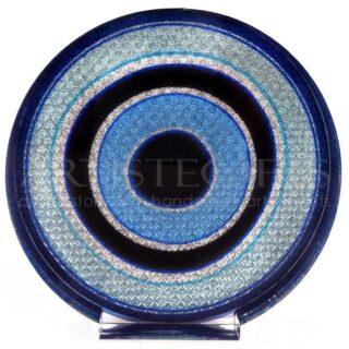 Μπλε Μάτι, Επιτραπέζιο Mini Γούρι Ιριδίζον Σχ1