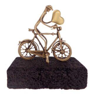 Αγόρι, Καρδιά, Ποδήλατο Σε Ηφαιστιακή Βάση