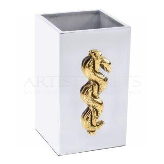Μολυβοθήκη Σύμβολο Ιατρικής, Φίδι, δώρα για γραφείο γιατρού, ιατρικά δώρα, σύμβολο ιατρικής, σύμβολο ιατρικής φίδι, δώρα για γιατρό, δώρα για γιατρούς, ιατρό, απόφοιτο ιατρικής, πτυχιούχο, προσωποποιημένα δώρα, δώρα με μήνυμα, ιατρικά δώρα, επιχειρηματικά δώρα, δώρα για ιατρικά συνέδρια, δώρα για χειρουργο, δώρα για γυναικολόγο, δώρα για μαιευτήρα, δώρα για χειρούργο, χειρουργούς,