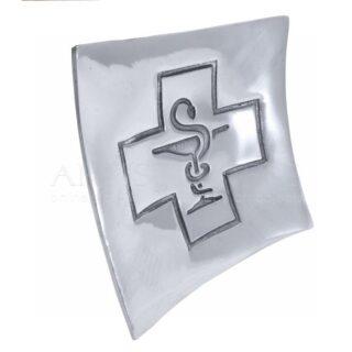 Πολυχρηστική Πιατέλα Με Σύμβολο Φαρμακευτικής