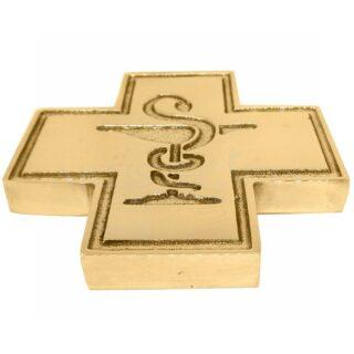 Πρες Παπιέ ή Διακοσμητικό με Σύμβολο Φαρμακευτικής