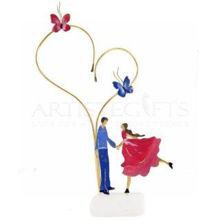 Ερωτευμένο Ζευγάρι Σε Δέντρο Καρδιά Και Πεταλούδες, δώρα για ζευγάρια, δώρα γάμου, δώρα αρραβώνα, δώρα για ερωτευμένο ζευγάρι, πεταλούδα, δώρα αγίου βαλεντίνου, δώρα για νέο σπίτι, προσωποποιημένα δώρα για ζευγάρια, πρωτοτυπα δώρα για ζευγάρια, ιδεες δώρων για ζευγάρι, πρωτότυπα δώρα για επέτειο σχέσης, δώρα με μήνυμα, Ερωτευμένο Ζευγάρι Σε Περίγραμμα Καρδιά Και Πεταλούδες,