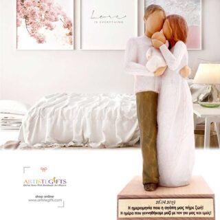 δώρα για νέους γονείς, ζευγάρι με μωρό, δώρα βάπτισης, δώρα για επέτειο, δώρα για ζευγάρι, ζευγάρι με νεογέννητο, δώρα για ζευγάρι,α, προσωποποιημένα δώρα,