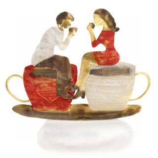 Ζευγάρι Καθισμένο Σε Μεγάλα Φλιτζάνια Του Καφέ, δώρα για ζευγάρι, δώρα για επέτειο, δώρα για γάμο, προσωποποιημένα δώρα, επέτειος γάμου, δώρα με μήνυμα, δώρα αρραβώνα, ιδέες δώρων για ζευγάρι, ζευγάρια, δώρα για νέο σπίτι, δώρα για παντρεμένο ζευγάρι, πρωτότυπα δώρα για ζευγάρια, δώρα για φίλους, δώρα για φιλικό ζευγάρι,