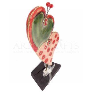 καρδιά, καρδιές, δώρα για ζευγάρια, δώρα για ερωτευμένου, δώρα για επέτειο, δώρα γάμου, κεραμικές καρδιές, δώρα αγίου βαλεντίνου, γαμήλια δώρα, δώρα για αρραβώνα, μοντέρνες καρδιές, 4