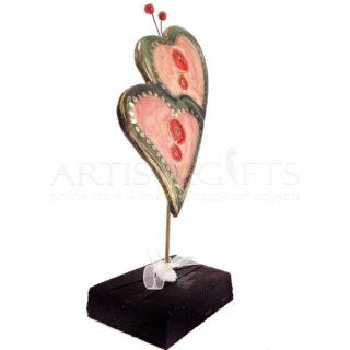 καρδιά, καρδιές, δώρα για ζευγάρια, δώρα για επέτειο, δώρα γάμου, κεραμικές καρδιές, δώρα αγίου βαλεντίνου, γαμήλια δώρα, δώρα για αρραβώνα 1