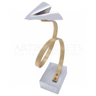 σαΐτα, αεροπλάνο, βραβεία, άνοδος, γλυπτά, γλυπτό, μοντέρνα γλυπτά, προσωποποιημένα δώρα, επιχειρηματικά δώρα, εταιρικά δώρα,awards| business gifts| award| corporate gifts|