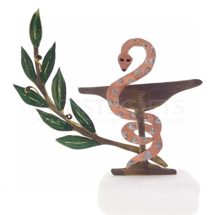 Σύμβολο Φαρμακευτικής με κλαδί ελιάς, δώρα για φαρμακοποιό, δώρα για εγκαίνια φαρμακείου, δώρα για φαρμακεία, δώρα για απόφοιτο φαρμακευτικής, δώρα για πτυχιούχο, δώρα ευχαριστίας σε φαρμακείο, δώρα για γιορτή φαρμακοποιού, φαρμακείο, σύμβολο φαρμακευτικής, φαρμακευτικά δώρα, ιδέες για δώρο σε φαρμακοποιό, 2
