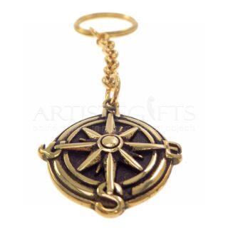 πυξιδα, μπρελοκ, ναυτικά δώρα, χρηστικά δώρα, δώρα για επέτειο, δώρα για άντρα, δώρα για εγκαίνια
