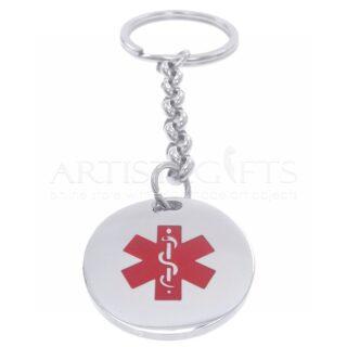 μπρελοκ, σύμβολο ιατρικής, δώρα για γιατρό, κλειδοθήκη, δώρα για γιατρούς
