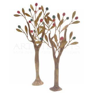 Σύνθεση Δέντρα Με Πολύχρωμους Καρπούς Sx2